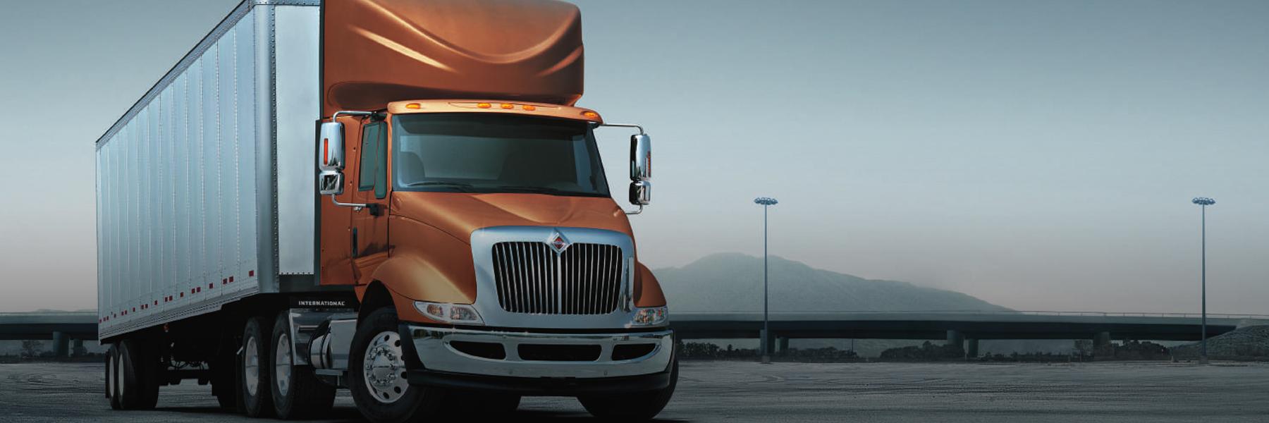 International Brand Truck