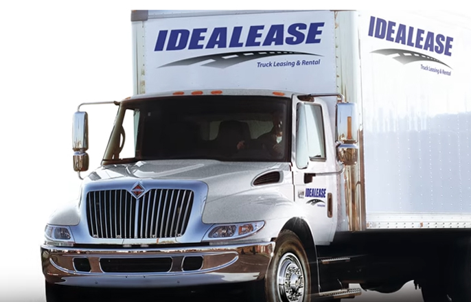 Idealease – Truck leasing and rental