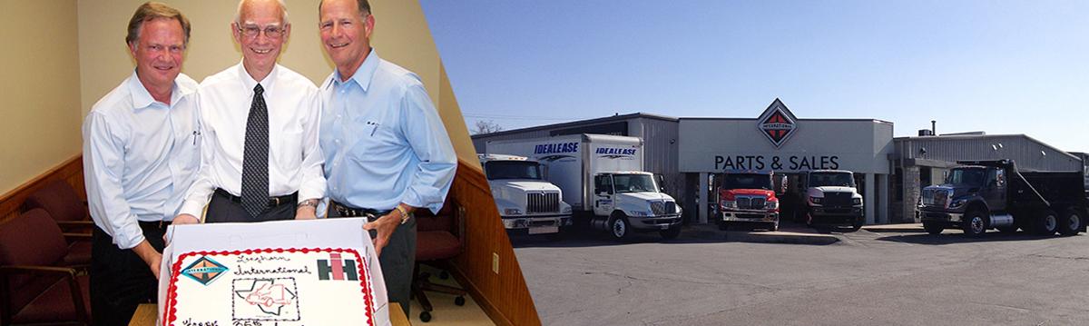 Kyrish Truck Centers- History