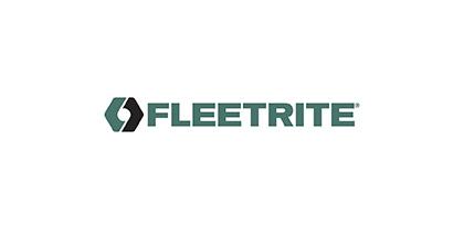 Fleetrite Logo Print