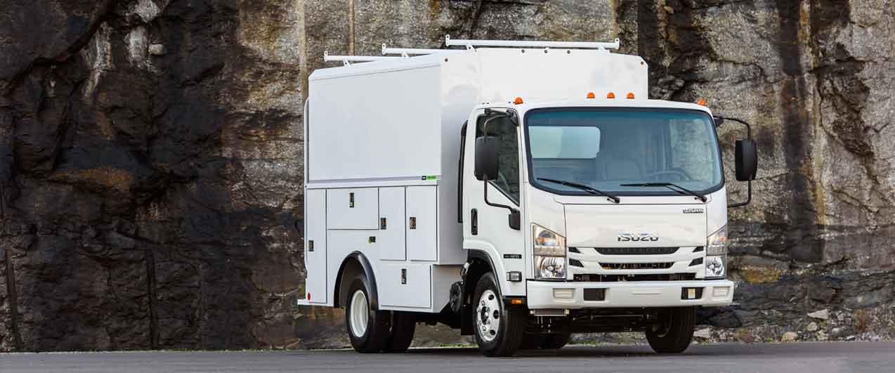 Isuzu Small Truck