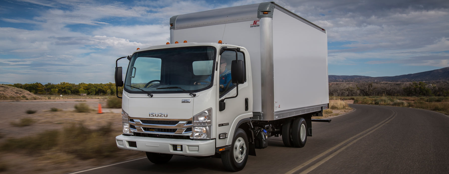 Isuzu Light Duty Trucks