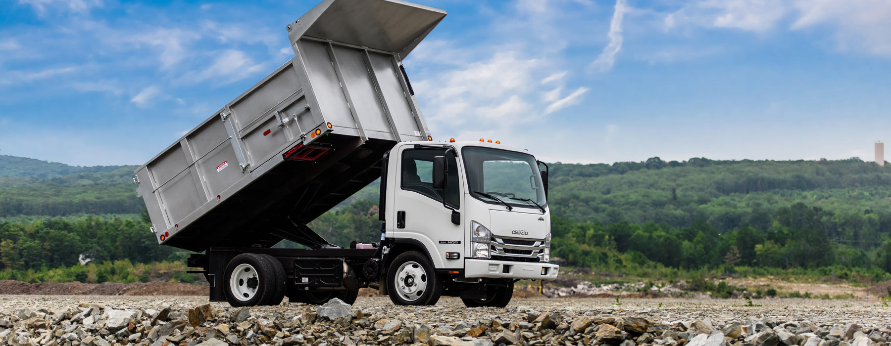 Isuzu Medium Duty Truck