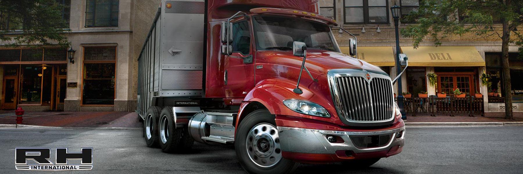 RH Series International Truck