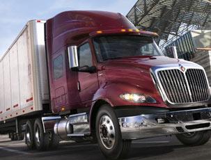 RH Series Sleeper Truck Spec Card
