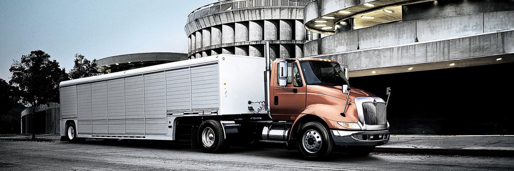 Transtar International Truck
