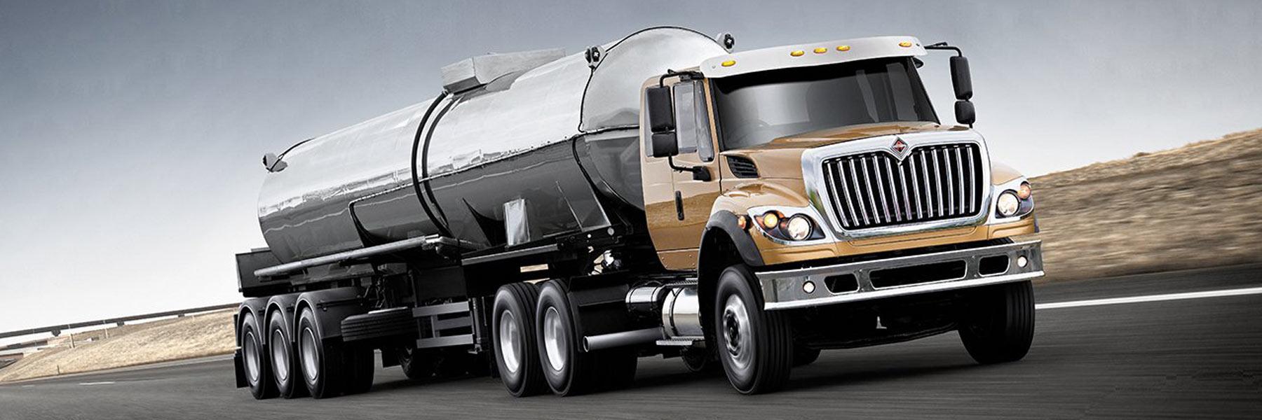 WorkStar International Truck