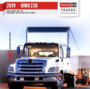 Hino 238 Medium Duty Truck