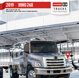 Hino Truck Sales and Lease Texas | Kyrish Truck Centers