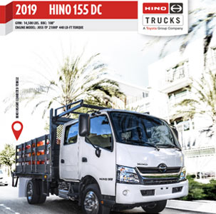 Hino Truck Sales And Lease Texas Kyrish Truck Centers