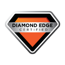 Diamond Edge Certified truck Service Department
