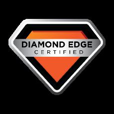 Diamond Edge Certified