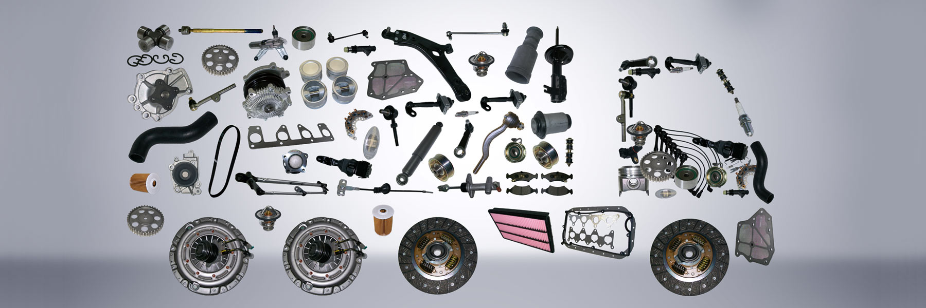 Special Truck Parts