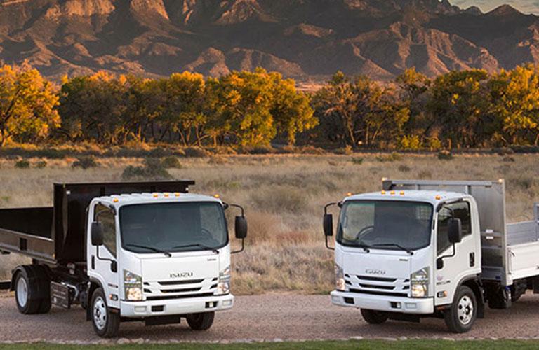 Medium Heavy Duty Commercial Truck For Sale Leasing