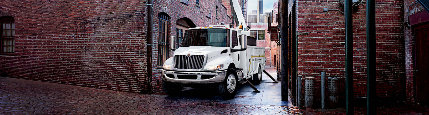 Heavy Duty Truck Rental Service Houston